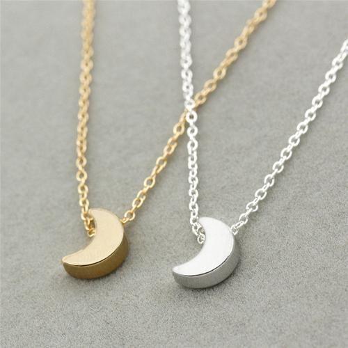 Crescent Moon Necklace    BUY HERE => www.beeutifuljewels.com