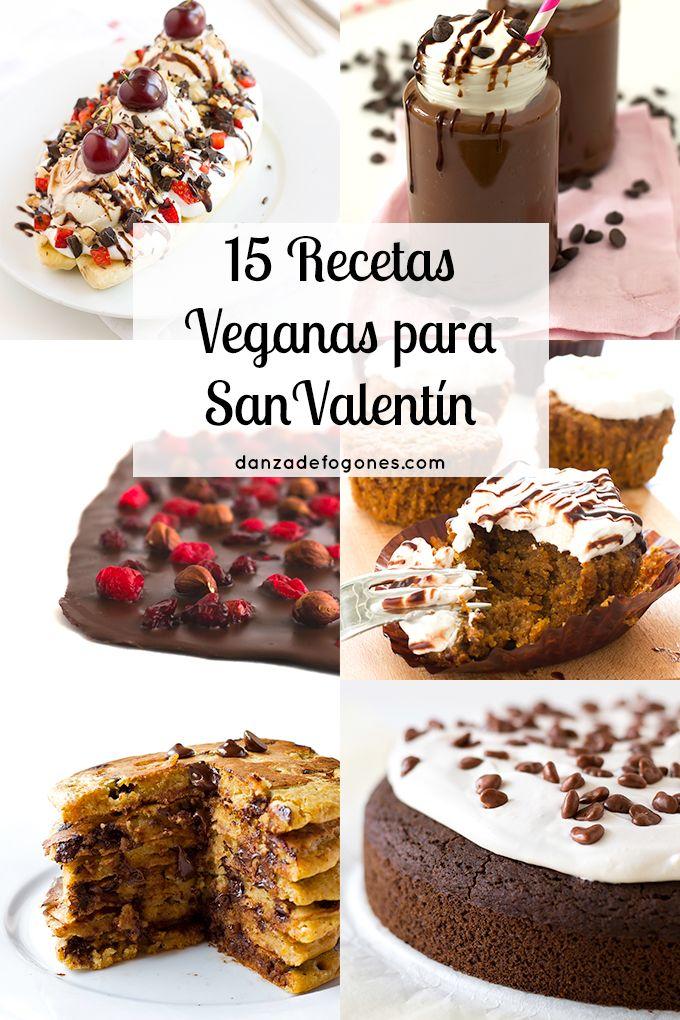 Ya casi es San Valentín y por eso queremos compartir contigo estas 15 recetas veganas dulces, que además de estar riquísimas son más ligeras y sanas que las recetas tradicionales de dulces porque no llevan huevos, lácteos o manteca. Tienen menos grasas y están libres de colesterol. Son recetas sencillas, con ingredientes fáciles de encontrar,... Sigue leyendo »