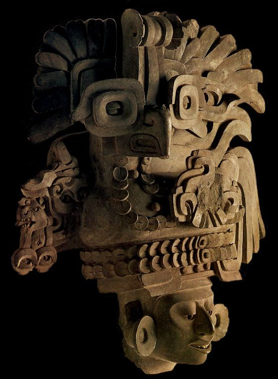 [purported to be] Zapotec Culture; from tec21 history: Zaptec culture