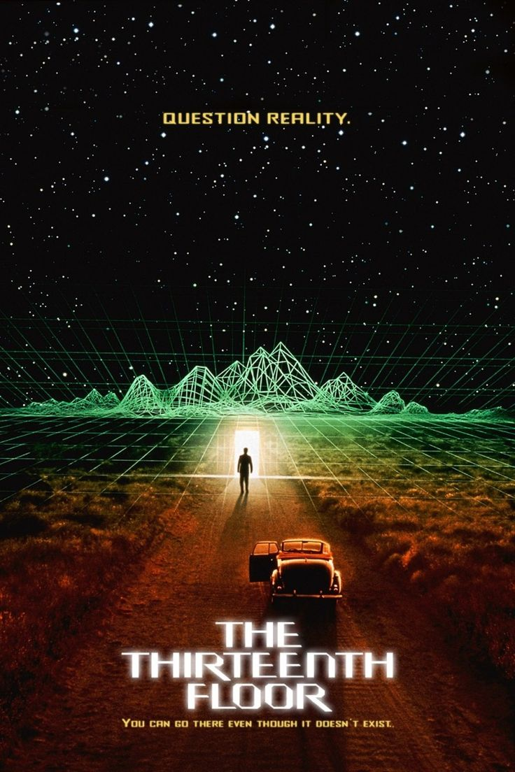 17 best ideas about the thirteenth floor on pinterest for 13th floor the movie