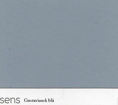 Jotun Sens Gustaviansk Blå