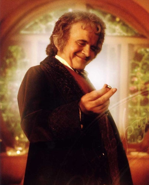 You're right Gandalf, the Ring must go to Frodo. It's late, the road is long. Yes it is time.