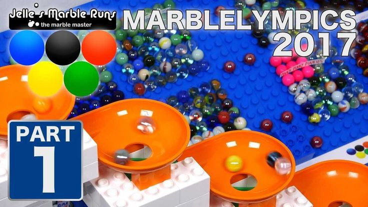 The MarbleLympics – Ooh, Interesting! Fascinating Facts | Jelle's Marble Runs are a must watch on YouTube. Here's the back story to his fascinating marble Olympics and why you should be enjoying it!