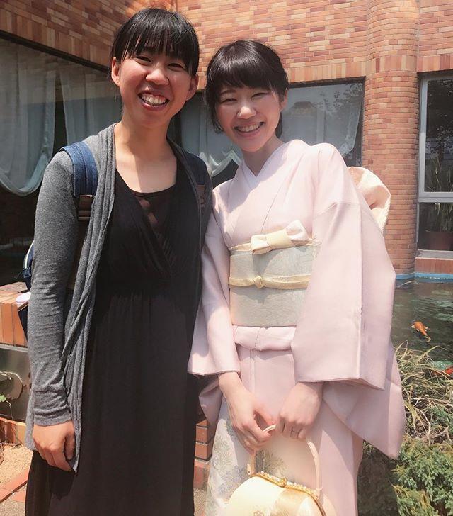 '前牧師の結婚式にて。久しぶりのお友達と♡ ゆっくり話する時間はなかったけど、顔が見れてよかった!! 日本のために労してくれている彼女の、今後のために続けて祈ります!  #宣教師 #missionary #感謝 #hallelujah  #結婚式 #wedding #kimono #着物 #和 #日本 #japan #訪問着 #平服 ?' by @momokla1205.  #bridesmaid #невеста #parties #catering #venues #entertainment #eventstyling #bridalmakeup #couture #bridalhair #bridalstyle #weddinghair #プレ花嫁 #bridalgown #brides #engagement #theknot #ido #ceremony #congrats #instawed #married #unforgettable #romance #celebration #wife #husband #celebrate…