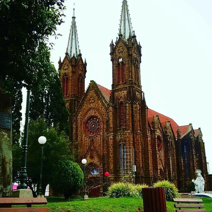Catedral Nossa Senhora da Oliveira, Vacaria, RS