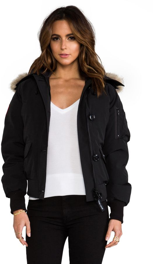 Canada Goose Chilliwack Bomber with Coyote Fur https://api.shopstyle.com/action/apiVisitRetailer?id=440311613&pid=uid8100-34415590-43