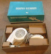 Morphy Richards 1960's Hairdrier