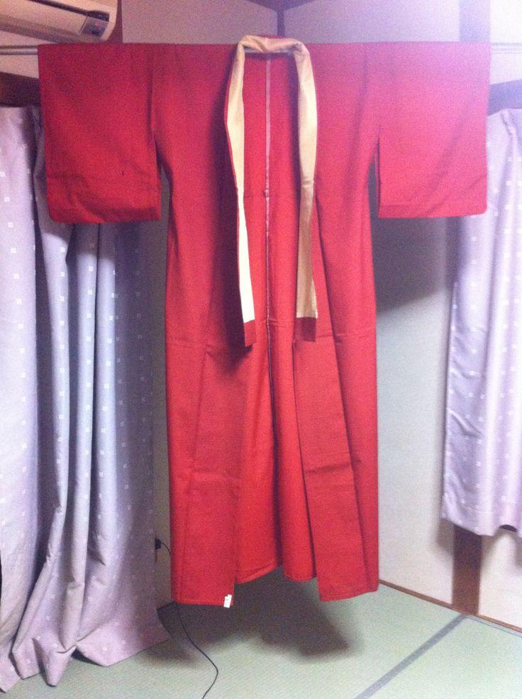 Women's Kimono, Japanese vintage traditional kimono by FlatRiver on Etsy