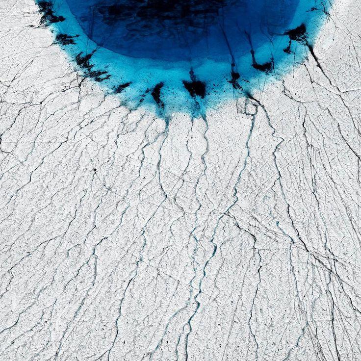 Ha a jég teljesen eltűnik innen, az a tengerszint hét méternyi emelkedését hozza magával.