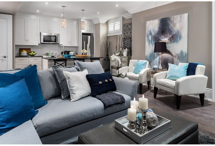 Scott McGillivray transformed a mere 550 square feet of living space into a quaint little basement apartment, complete with its own entrance.