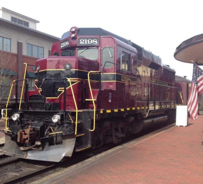 Pennsylvania's Halloween Train Excursion Is Perfect For Trick-Or-Treaters Of All Ages