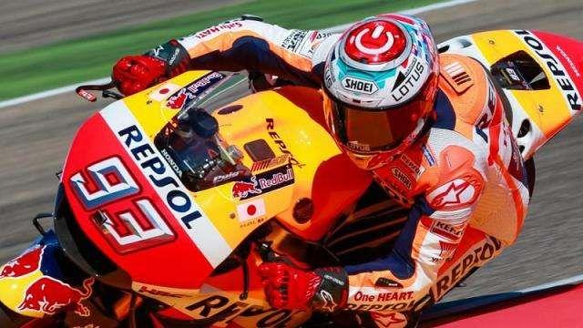 MotoGP. Марк Маркес - победитель Гран-при Арагона  https://race24.ru/news/moto/1976/