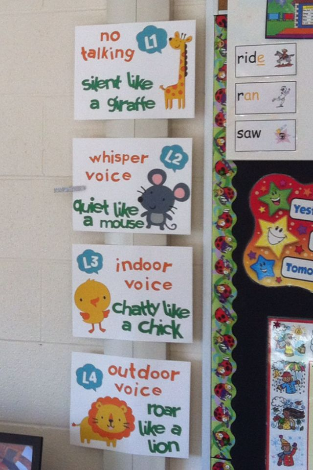 Classroom Management Ideas For Preschool : Best sound volume control images on pinterest