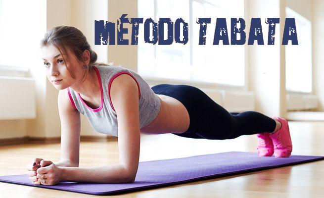 El sistema 'tabata' está arrasando en el mundo del fitness, ya que se trata de un auténtico entrenamiento 'quema grasas' en tan sólo 4 minutos. ¡Te contamos cómo empezar!