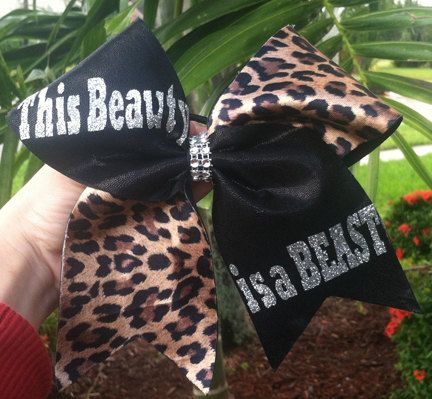 Cheer Bow on Etsy, $11.50