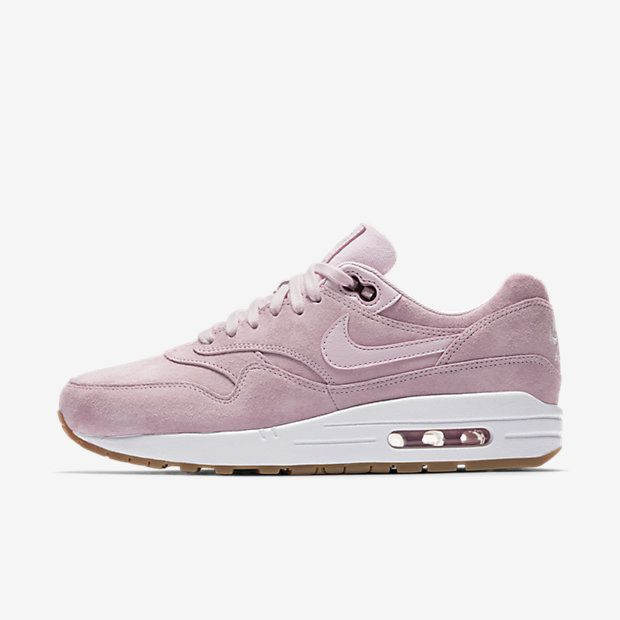 Can't get enough of these pink Nike Air Max's