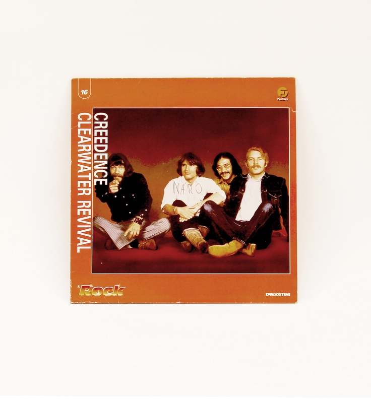 LP, Creedence Clearwater Revival.