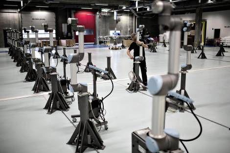 Tyskland, Storbritannien og flere andre lande satser benhårdt på højteknologi.