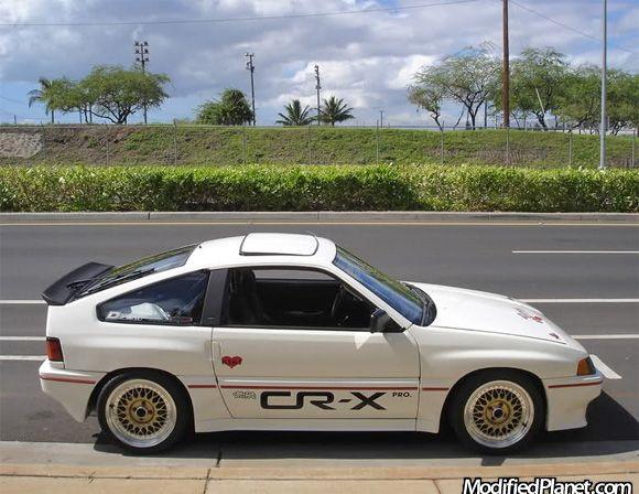 Old School CRX #OG #CRX #Honda