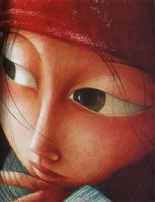 Rebecca Dautremer - French artist & illustrator