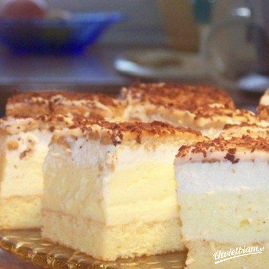 Ciasto cytrynowe pyszne