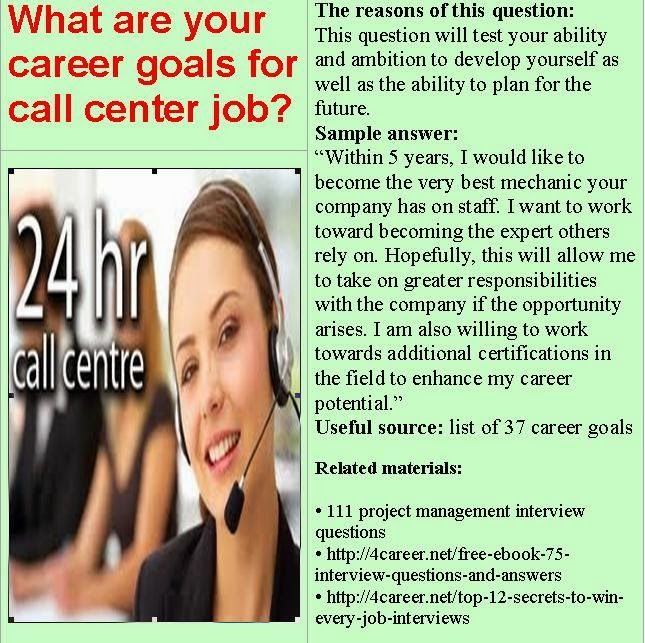 16 best Call center interview questions images on Pinterest