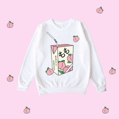 Koko peach unisex sweatshirt                                                                                                                                                                                 More