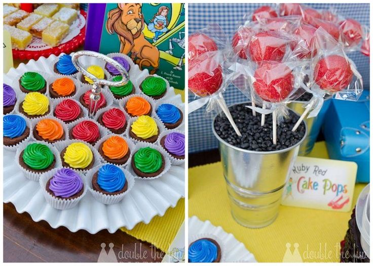 Cake Table Decoration Ideas For Birthday