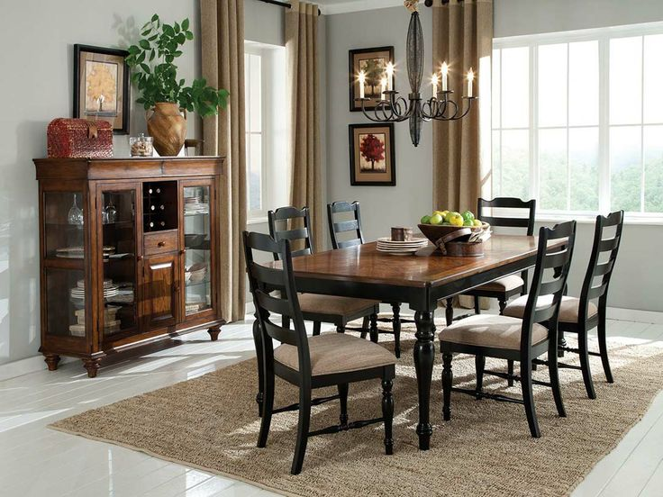 homelegance 2517 84 mckean dining room set - Dining Room Set On Sale