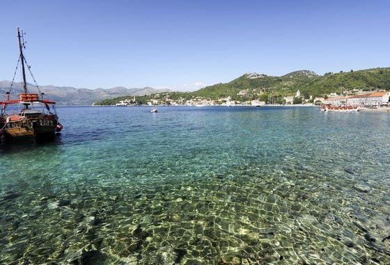 les 25 meilleures id es concernant iles croatie sur pinterest destinations croatie visiter. Black Bedroom Furniture Sets. Home Design Ideas