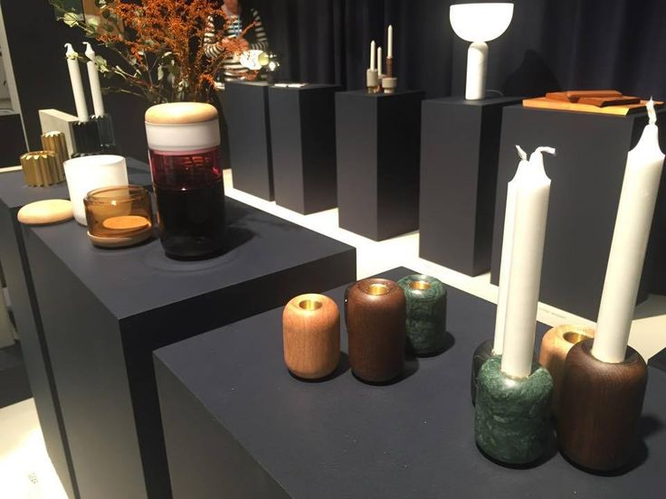 New Works Candleholders