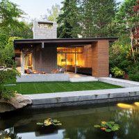 contemporary home design genuine urban cabin by suyama peterson deguchi - Urban Home Design