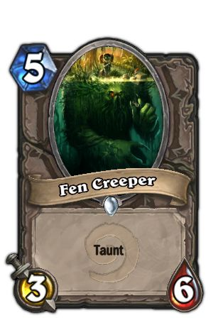 Fen Creeper - Card - Hearthstone
