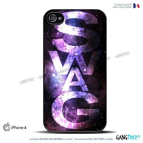 Coque iPhone 4 iPhone 5 iPhone 5S iPhone 5C  Swag par Gangtoyz, €17.90