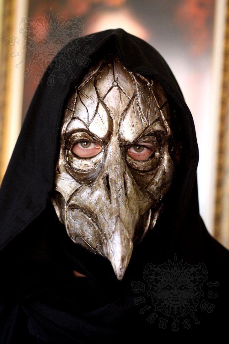 71 best Crow / Birds Masks images on Pinterest