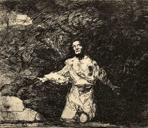 "» Francisco de Goya, ""Disasters of War"" Envisioning Spain's Border"