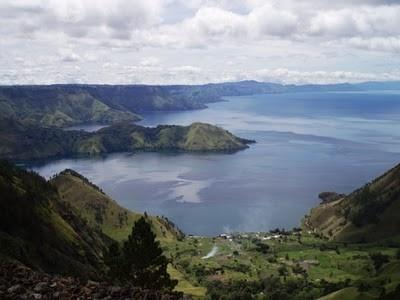 Toba Lake, North Sumatera - Indonesia
