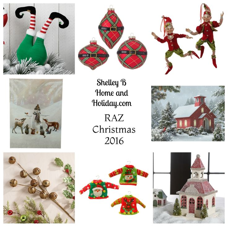Large Selection Of Raz Imports Decorations Ornaments And: 300 Best RAZ 2016 Christmas Decorations And Ornaments