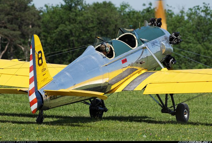 Ryan PT-22 Recruit (ST3KR) - Untitled   Aviation Photo #2146911   Airliners.net