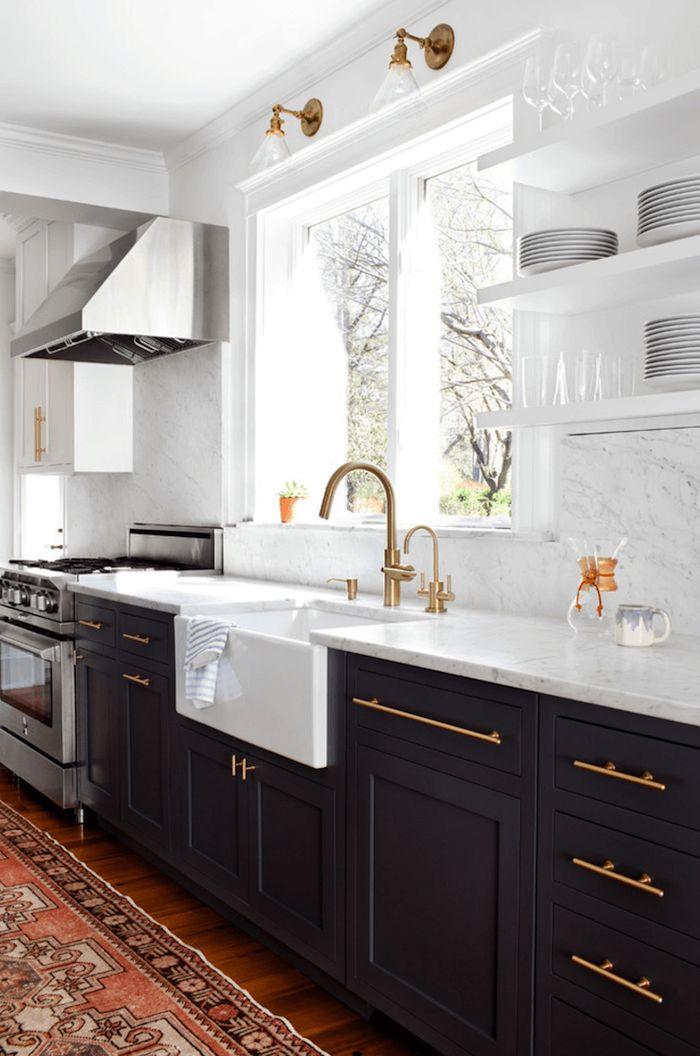 Как обновить старую кухню: 10 практических советов (UNDE) #кухня #обновление #интерьер #дизайн