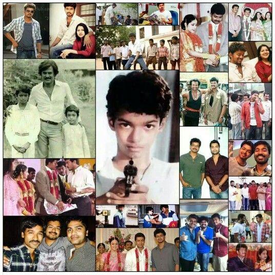 Unseen pics of #ilayathalapathy #Vijay <3 #theri #vijay59 #VijayJoseph