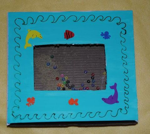 Make a Middle Eastern Ocean Drum - Art and Music - Making Musical Instruments - KinderArt