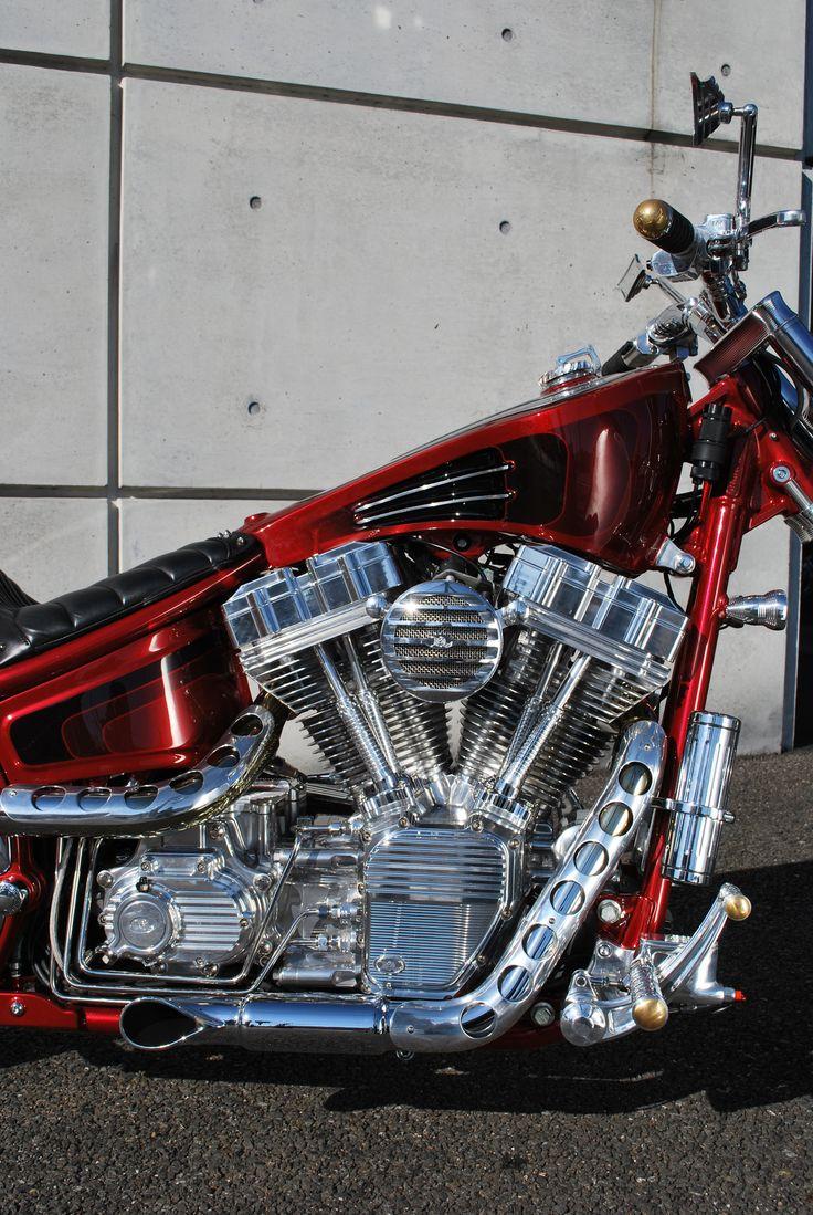 Full Polished Motor