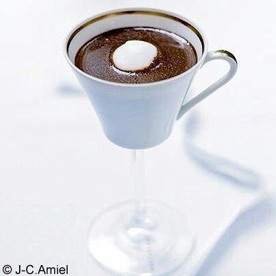 Coffee a la chique