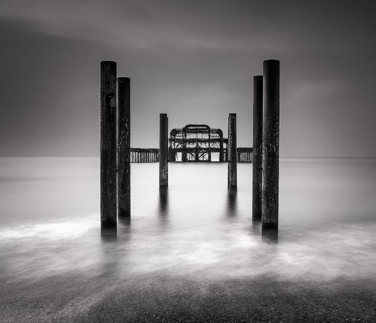 West pier by J  T on 500px