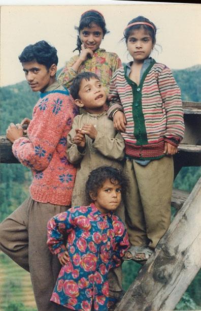 Taken while trekking through a Village in Himachal Pradesh, India.