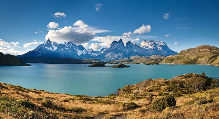 parc national Torres del Paine Chili paysages amerique sud