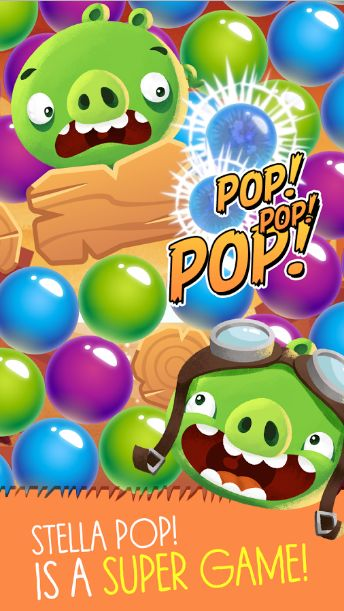 Angry Birds POP Bubble Shooter 1.7.4 MOD APK Full Free Download