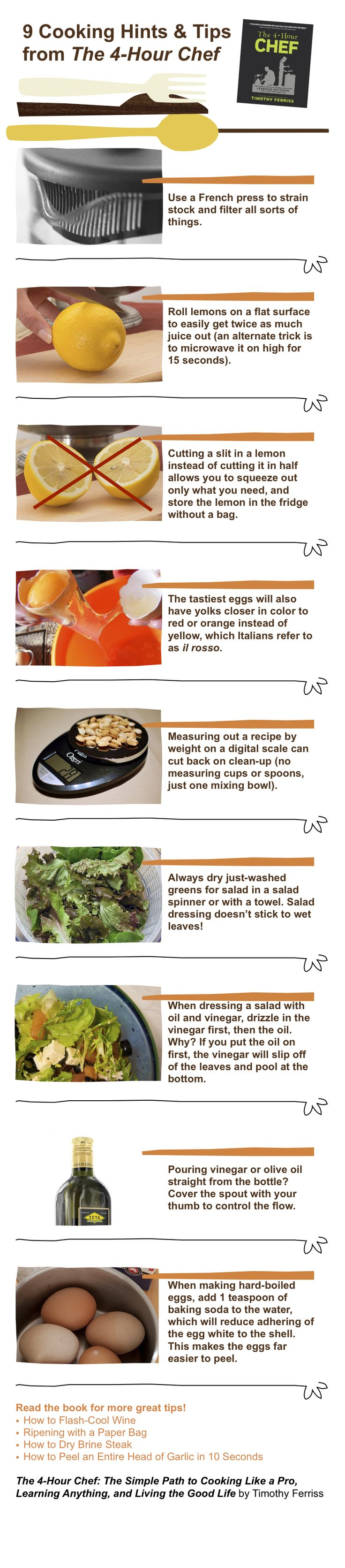 30 best Tim Ferris 4 Hour Chef images on Pinterest | Tim ferriss ...