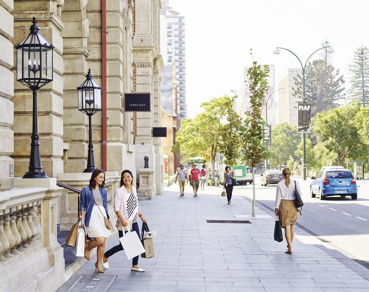 Fill a whole day with Perth shopping, from Fremantle Markets and the high-end fashion of King Street to Subiaco, Claremont, Leederville and Mount Lawley.